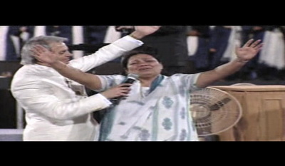 01 The story of the Bangalore, India Crusade January 2005 - Benny Hinn