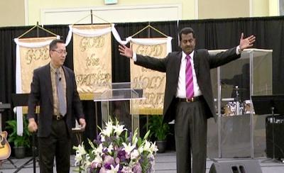02 Hiểu biết sự xức dầu - Đại Hội Phục Hưng 2013