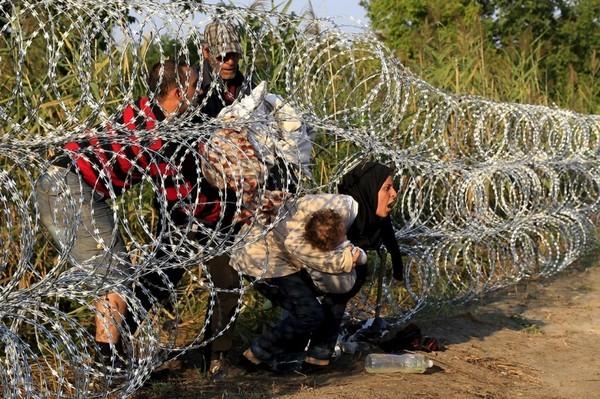 Cuộc khủng hoảng người di cư tị nạn đến châu Âu