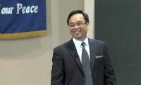 Muc su Huynh Quoc Khanh - Tung trai kinh nghiem on cua Chua - Buoc di trong on Chua