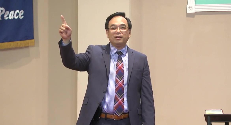 Muc su Huynh Quoc Khanh - Nhung uoc mo lam rang Danh Chua