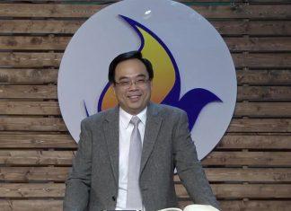 Muc su Huynh Quoc Khanh - rao giang va hanh dong trong quyen nang cua Danh Chua Jesus