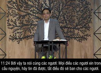 Muc su Huynh Quoc Khanh - bay gio tiep nhan su Chua dap loi
