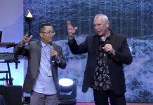 dai hoi phuc hung 2018 - trong su hien dien cua Chua
